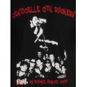 Centocelle City Rockers - Maglietta Ufficiale - Punk in Rome since 1977