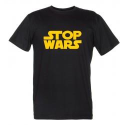 Stop Wars - Maglietta Nera