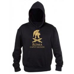 Roma Caput Mundi - Felpa Cappuccio Uomo