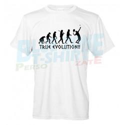 Tennis Evolution - Maglietta Evoluzione