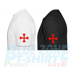Croce Templare - Maglietta Donna Cavalieri Templari
