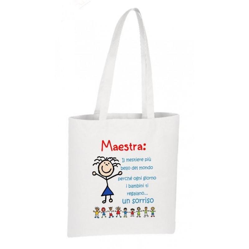 Shopper Maestra Il Mestiere più bello