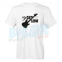 Get Low - Maglietta Bassista Basso