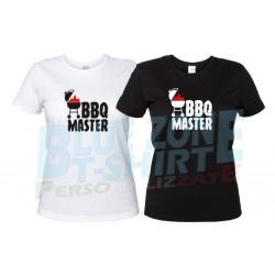 BBQ Master - Maglietta Donna Barbecue