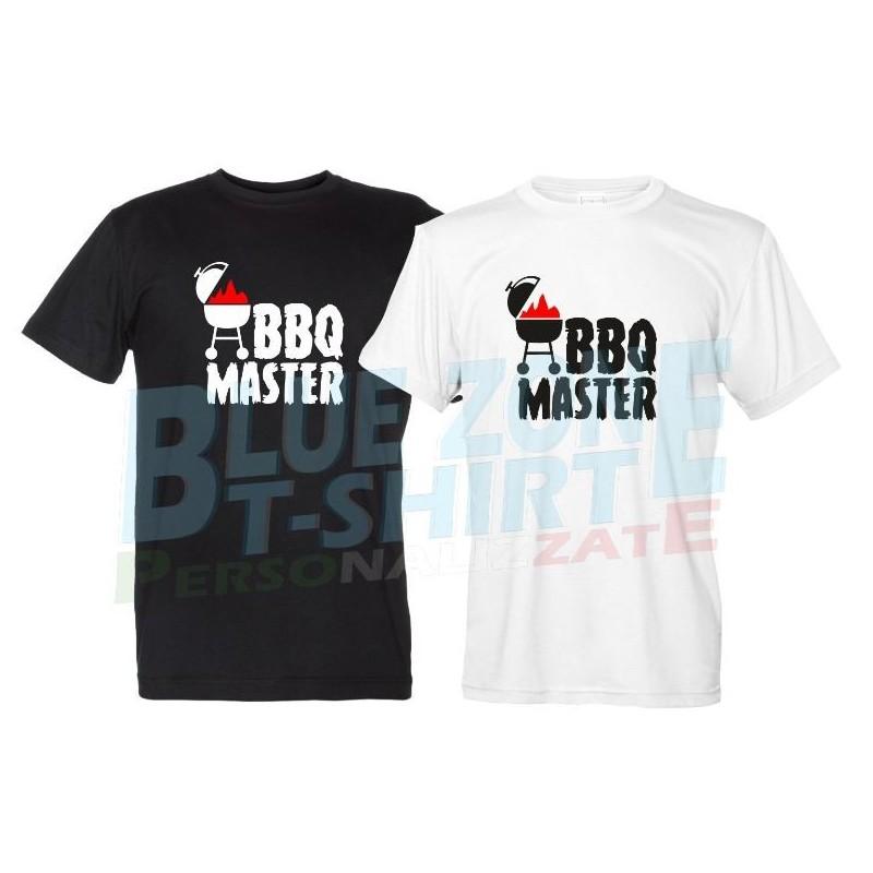 BBQ Master - Maglietta Barbecue