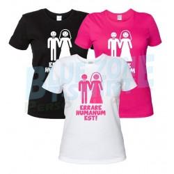 Errare Humanum Est! Maglietta Donna Addio al Nubilato