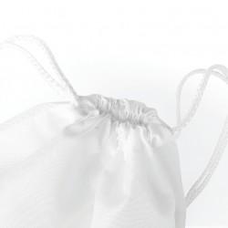 Maestra il mestiere più bello sacca poliestere bianca 300D idea regalo