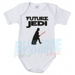 future Jedi body Neonato futuro jedi bimbo