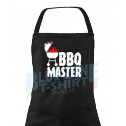 BBQ Master - Grembiule Barbecue Divertente brace