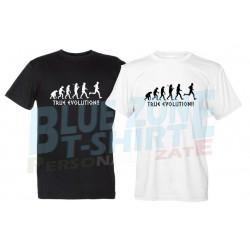 maglietta runner evolution jogging footing uomo