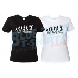 Padel Evolution maglietta Donna Paddle evoluzione