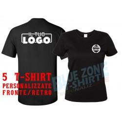 magliette-personalizzate-pacchetto-5-t-shirt-offerta-stampa-fronte-retro